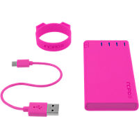 Incipio offGRID Portable Backup Battery 4000mAh - Pink