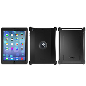 Otterbox Defender Series for iPad Air - Black