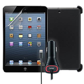 Premium Travel Bundle for Apple iPad Mini with Retina Display