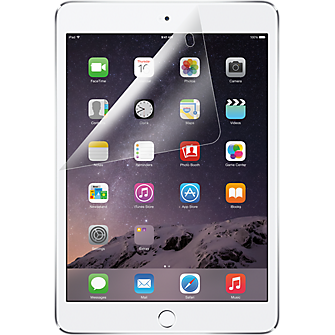 Anti-Scratch Screen Protector for iPad mini 3 and iPad Mini 2