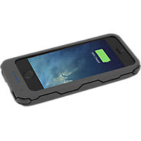 Incipio offGRID Rugged iPhone 5/5S Backup Battery Case 2600mAh - Gray