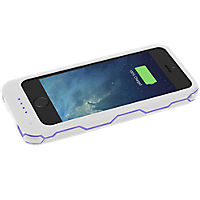 Incipio offGRID Rugged iPhone 5/5S Backup Battery Case 2600mAh - White