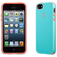 Speck CandyShell for iPhone 5/5s - Blue/Pink