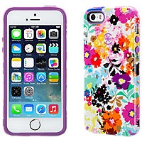 Speck CandyShell Inked for iPhone 5/5s - Bold Blossoms
