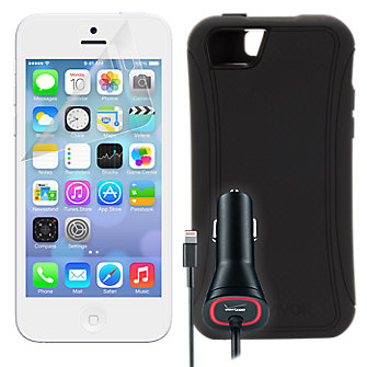 Premium Travel Bundle for Apple iPhone 5c