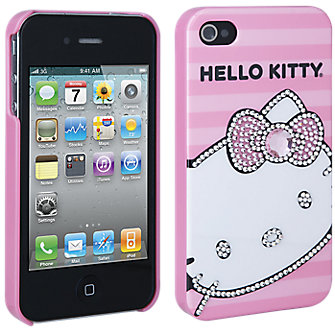 Hello Kitty Hard Cover for iPhone 4s