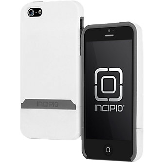 Incipio Credit Card Case - White