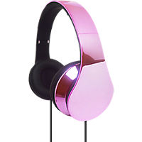 Supersonic IQ-215 Digital Stereo Headphones - Pink