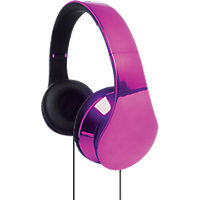 Supersonic IQ-215 Digital Stereo Headphones - Purple
