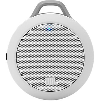 JBL Micro II Ultra-Portable Multimedia Speaker - White