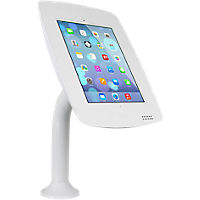 The Joy Factory Elevate Aloft Mounted Countertop Kiosk for iPad Air/4/3/2 - Swivel Base