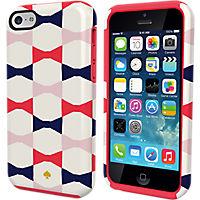 kate spade new york Dual Layer Case for iPhone 5c - Deborah Bow