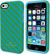 kate spade new york Dual Layer Case for iPhone 5c - Diagonal Stripe