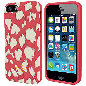 kate spade new york Flexible Hardshell Case for iPhone 5/5s - Ekat