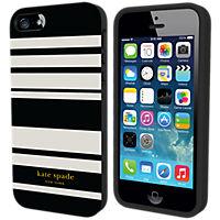 kate spade new york Flexible Hardshell Case for iPhone 5/5s - Fairmont Stripe