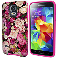 kate spade new york Flexible Hardshell Case for Samsung Galaxy S 5 - Photographic Roses