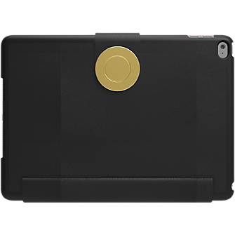 Magnet Folio for iPad Air 2 - Saffiano Black
