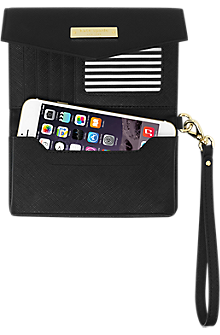 kate spade new york Saffiano Wristlet - Small
