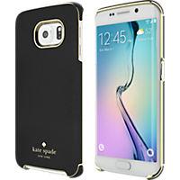 kate spade new york Wrap Case for Samsung Galaxy S 6 Edge - Black