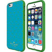 kate spade new york Flexible Hardshell Case for iPhone 6 - Bikini Dot