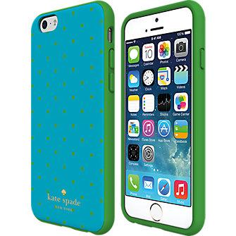 kate spade new york Flexible Hardshell Case for iPhone 6 - Bikini Dot