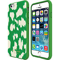 kate spade new york Flexible Hardshell Case for iPhone 6 - eKat Leopard