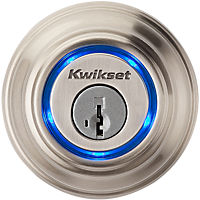 Kwikset Kevo - Satin Nickel