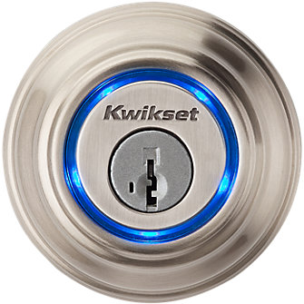 Kwikset® Kevo™ - Satin Nickel