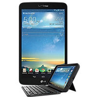 Zagg Keyboard Bundle for LG G Pad 8.3 LTE