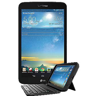 Zagg Keyboard Bundle for LG G Pad 8.3 LTE