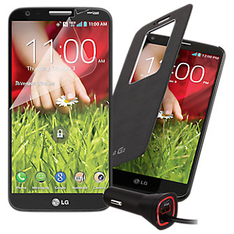 Premium Travel Bundle for LG G2