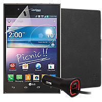 Travel Bundle for LG Intuition