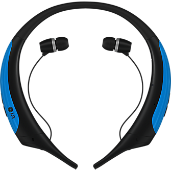LG Tone Active Bluetooth Stereo Headset - Blue