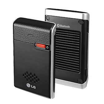 LG Bluetooth Solar Speakerphone (Car-kit)