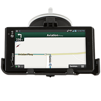 Navigation Vehicle Mount for Lucid 2