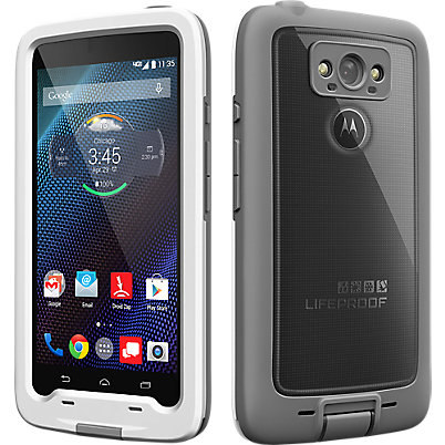 LifeProof fre case for DROID Turbo - White