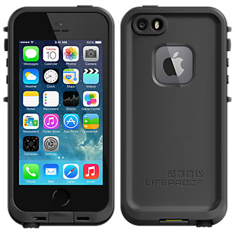 LifeProof Fré  Case for iPhone 5/5s - Black
