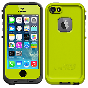 Lifeproof  Fr Case for iPhone 5/5s - Green