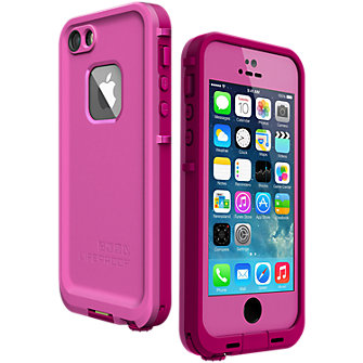 LifeProof Fré  Case for iPhone 5/5s - Magenta