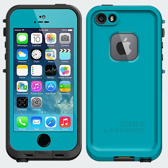 LifeProof  Fré Case for iPhone 5/5s - Teal