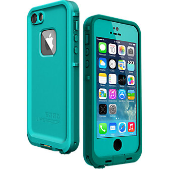 LifeProof fre Case for iPhone 5/5s - Teal