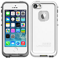 LifeProof Fré  Case for iPhone 5/5s - White