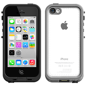 LifeProof fre Case for iPhone 5c - Black