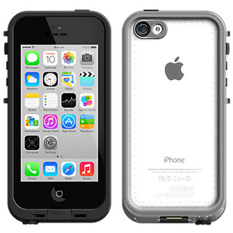 LifeProof  Fré Case for iPhone 5c - Black