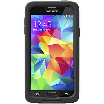 fre Case for Samsung Galaxy S5 - Black