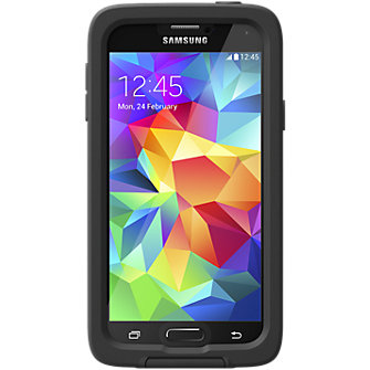 LifeProof fre Case for Samsung Galaxy S5 - Black