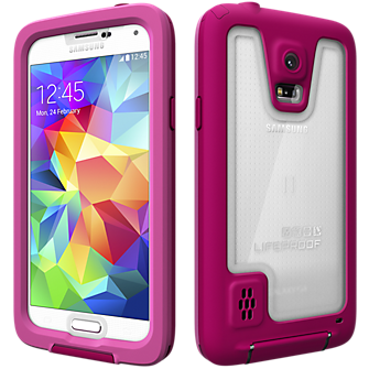 fre Case for Samsung Galaxy S5 - Magenta