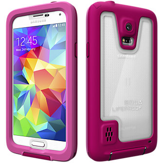 LifeProof fre Case for Samsung Galaxy S5 - Magenta