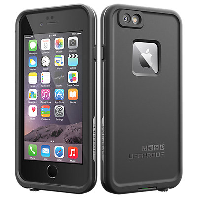 LifeProof fre for iPhone 6 - Black