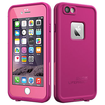 LifeProof fre for iPhone 6 - Power Pink